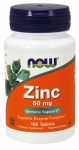 Zinc 50 mg Cynk (100 tabl) NOW Foods