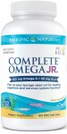 Complete Omega Junior 283mg Lemon Cytryna (180 kaps) Nordic Naturals