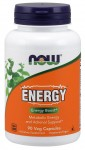 Energy Energia (90 kaps) NOW Foods
