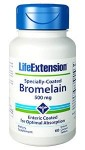 Bromelaina Specially - Coated Bromelain 60 tabl. Life Extension