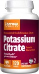 Potassium Citrate Potas 120 tabletek Jarrow Formulas