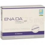 Enada Koenzym Q1 NADH 30 tabletek Life Light