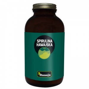 Spirulina Hawajska 500 mg 650 tabletek