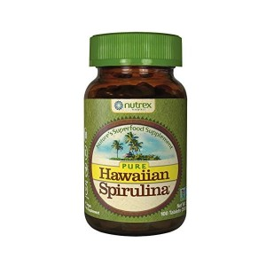 Spirulina Hawajska Pacifica 500 mg (100 tabletek) CyanoTech