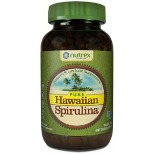 Spirulina Hawajska Pacifica 500 mg (400) tabletek CyanoTech
