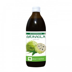 Sok Graviola - 500ml - Alter Medica