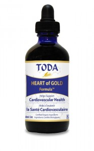 TODA HEARTofGOLD Formula, krople 120ml, Toda