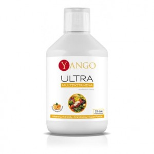 Ultra Multiwitamina - 500 ml YANGO