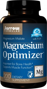 Magnesium Optimizer (200 tab) Jarrow Formulas