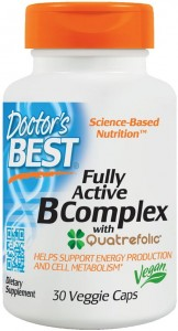 Fully Active B-Complex (30 kaps) Doctor's Best
