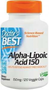 Alpha Lipoic Acid 150 mg (120 kaps) Doctor's Best