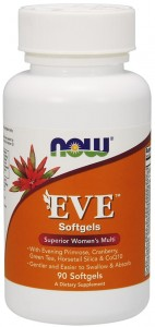 Eve Women's Multiple Vitamin (90 kaps) NOW Foods zdjęcie