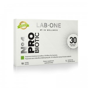 Lab One N1 ProBiotic 10 kapsułek
