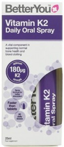 Witamina K2 Spray ( 180 μg witaminy K2 ) 25ml BetterYou