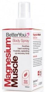 Magnesium Muscle Body Spray Olejek magnezowy 100 ml BetterYou