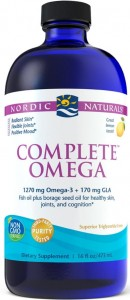 Complete Omega 473 ml Nordic Naturals