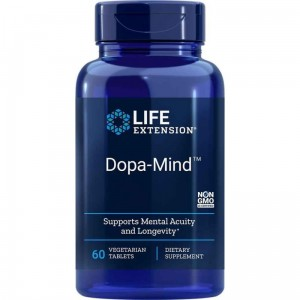 Dopa-Mind 60 kapsułek Life Extension