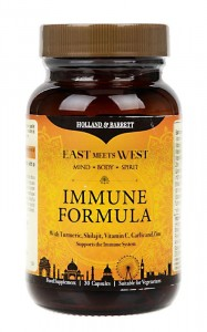 East Meets West Immune Formula 30 kapsułek Holland & Barrett