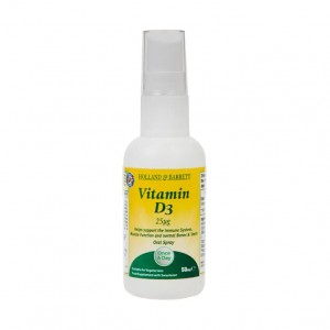 Witamina D3 Spray 1000 IU Holland & Barrett