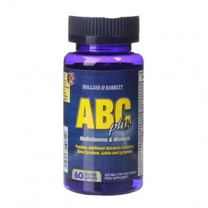 ABC Plus Multiwitamina 60 tabletek Holland & Barrett