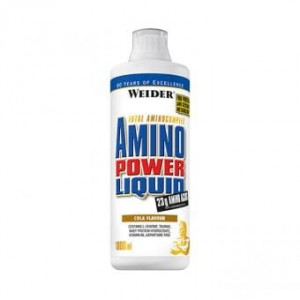Weider Amino power liquid Cola 1000ml - Aminokwasy