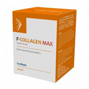 F-COLLAGEN MAX (30 porcji) - 5 000 mg Formeds