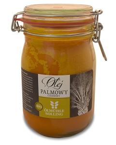 Olej Palmowy Szerokie Zastosowanie Dobra Cena Sklep