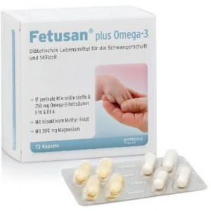 Fetusan plus Omega-3 - INTERCELL