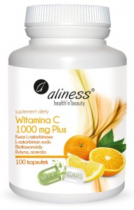 Witamina C 1000 mg Plus x 100 kaps