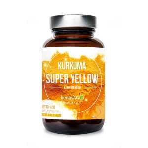 Kurkuma SUPER YELLOW (40 g)