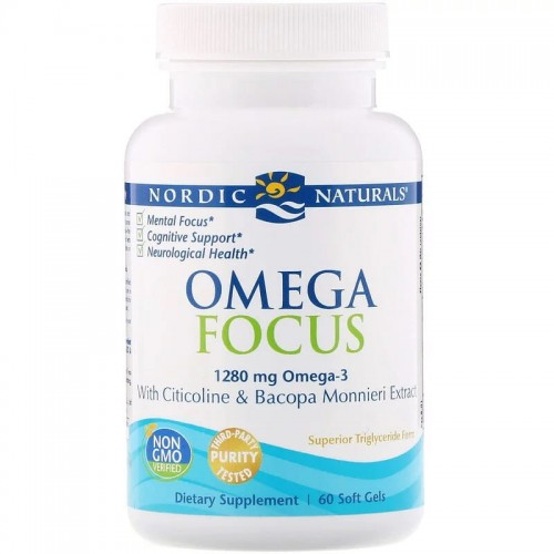 Omega Focus - 60 softgels.jpg