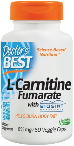 L-Carnitine Fumarate - 855mg - 60 vcaps.jpeg