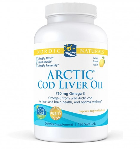 Arctic Cod Liver Oil 750mg 180 softgels.jpg