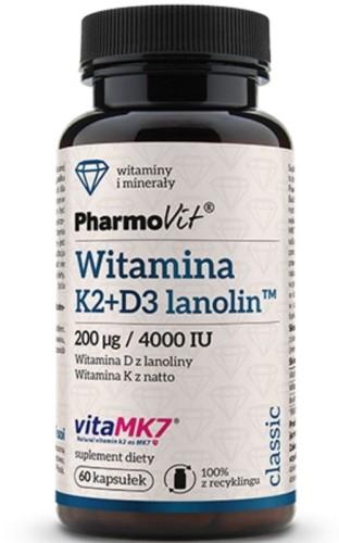 Witamina D3+K2 ranking