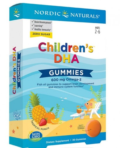 Children's DHA Gummies, 600mg - 30 gummies.jpg