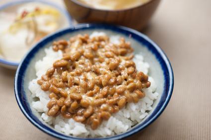 Potrawa natto