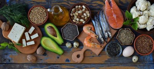 Pokarmy bogate w kwasy Omega