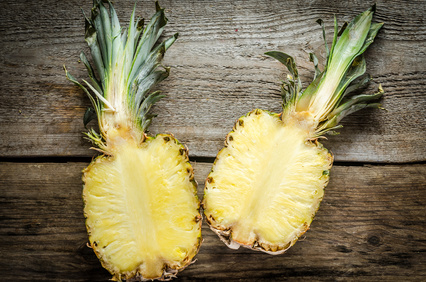 Ananas - źródło bromelainy