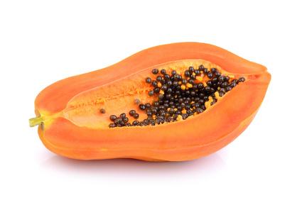 Papaja - źródło papainy