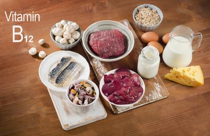 Pokarmy bogate w witaminę B12
