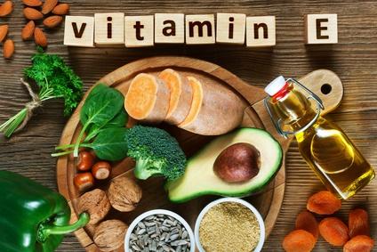 Pokarmy bogate w witaminę E